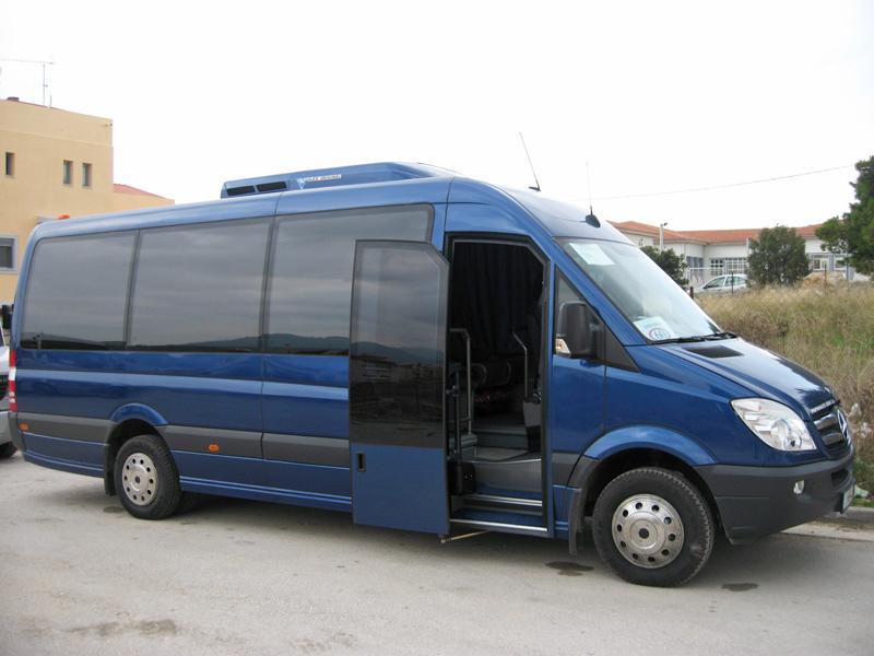 Transport persoane ocazional