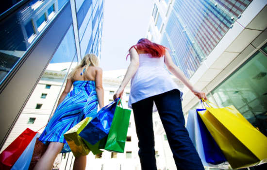 shopping travell